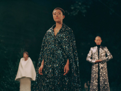 Givenchy - Haute Couture FW18 - © Diplomats