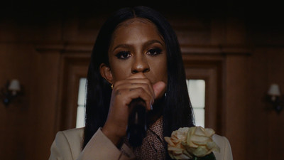 "Dazed and Confused Magazine - Gucci Cig : Mykki Blanco performs ""Lucky"" - © Diplomats"