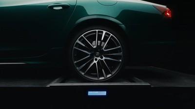 Mau Morgó / Maserati - Tornado - © Diplomats