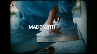 Natanael Ericsson // Adidas - 'Supercourt' - © Diplomats